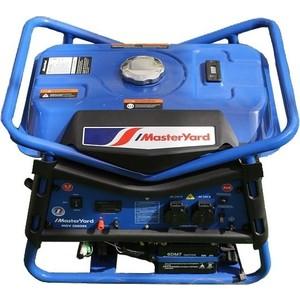 Генератор бензиновый MasterYard MGV 3000RE генератор бензиновый masteryard mgv 3000re