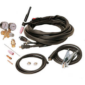 Набор принадлежностей BlueWeld для сварки Tig (802415) blueweld omegatronic 400ce