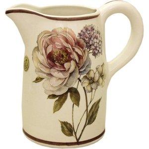 Кувшин LCS Сады Флоренции (LCS656-BO-AL) чашка с блюдцем lcs сады флоренции lcs933tp bo al