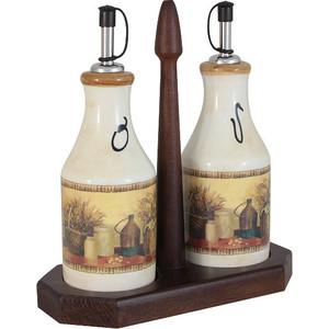 Набор для масла и уксуса LCS Натюрморт (LCS872L-V-AL) цена и фото