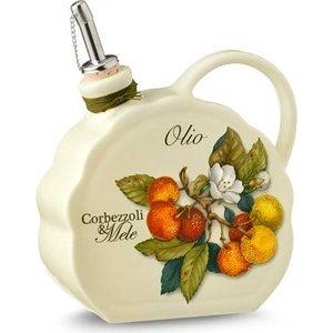 Емкость для масла 0.55 л Nuova Cer Итальянские фрукты (NC7386-CEM-AL)