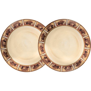 Набор из 2 десертных тарелок LCS Натюрморт (LCS353PFV-AL) цена и фото