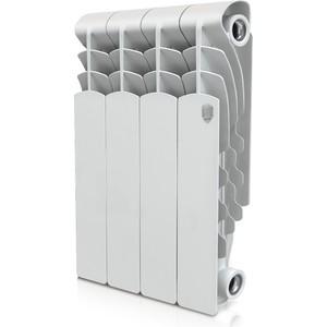 Радиатор отопления ROYAL Thermo алюминиевый Revolution 350 4 секции