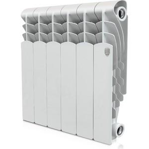 Радиатор отопления ROYAL Thermo алюминиевый Revolution 350 6 секций радиатор отопления royal thermo revolution bimetall 350 6 секций