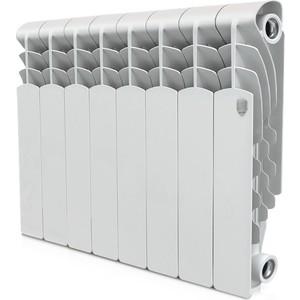 Радиатор отопления ROYAL Thermo алюминиевый Revolution 350 8 секций