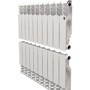 Радиатор отопления ROYAL Thermo биметаллический Revolution Bimetall 350 10 секций радиатор royal thermo revolution 350 6 секций