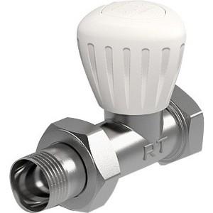 Вентиль ROYAL Thermo ручной регулировки прямой 3/4 (RTO 50004)