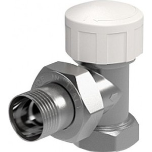 Вентиль ROYAL Thermo термостатический угловой для радиатора 3/4 (RTE 50012)