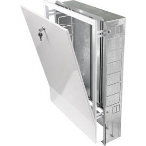 Коллекторный шкаф ROYAL Thermo встроенный 670x125x1344 (ШРВ-7) коллекторный шкаф royal thermo встроенный 670x125x1194 шрв 6