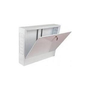 Коллекторный шкаф ROYAL Thermo наружный 651x120x1153 (ШРН-6) коллекторный шкаф royal thermo встроенный 670x125x1194 шрв 6