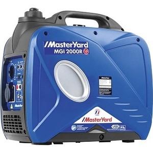 Генератор бензиновый инверторный MasterYard MGI 2000R