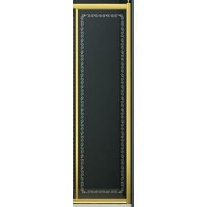 Боковая панель Cezares для шторки V-11 (RETRO-30/145-FIX-CP-Br)