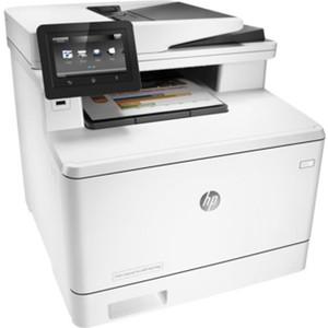 МФУ HP Color LaserJet Pro M477fnw (CF377A) мфу hp color laserjet pro mfp m477fnw
