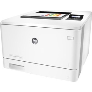 Принтер HP Color LaserJet Pro M452dn (CF389A) new paper delivery tray assembly output paper tray rm1 6903 000 for hp laserjet hp 1102 1106 p1102 p1102w p1102s printer