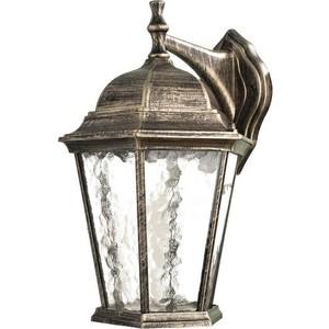 Уличный настенный светильник Artelamp A1202AL-1BN цены