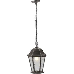 Уличный подвесной светильник Artelamp A1205SO-1BS цена в Москве и Питере