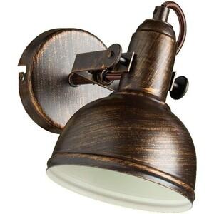 Спот Artelamp A5213AP-1BR бра artelamp a9239ap 1br