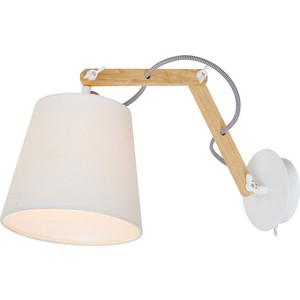 Бра Arte Lamp A5700AP-1WH бра arte lamp prima a9140ap 1wh