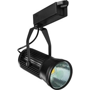 Трековый светильник Artelamp A6330PL-1BK
