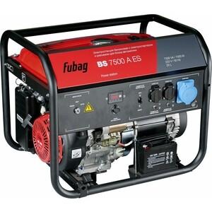 цена на Генератор бензиновый Fubag BS 7500 A ES