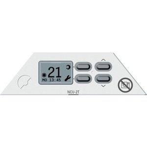 Обогреватель Nobo NCU 2T с ЖК индикатором и программируемым таймером для NTE4S отопление конвекторами