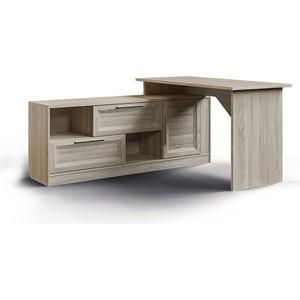 Стол угловой СКАНД-МЕБЕЛЬ Шервуд СШ-03 левый мебель салона маникюрный стол пэрайд 42 цвета