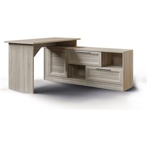 Стол угловой СКАНД-МЕБЕЛЬ Шервуд СШ-03 правый мебель салона маникюрный стол пэрайд 42 цвета