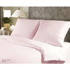 Комплект постельного белья Verossa Перкаль 2-х сп, Royal Peach с наволочками 50x70 (192836/708716)