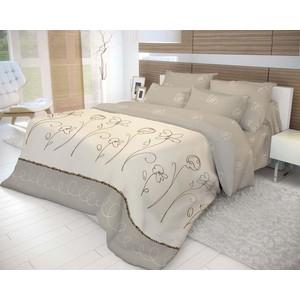 цена Комплект постельного белья Волшебная ночь 1,5 сп, ранфорс, Фиалка Монмартра с наволочками 50x70 (183815/711149) онлайн в 2017 году
