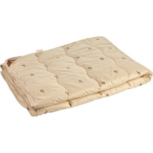 цена Двуспальное одеяло Verossa Верблюжья шерсть (170583) онлайн в 2017 году