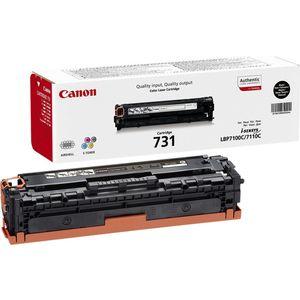 Картридж Canon 731BK (6272B002)