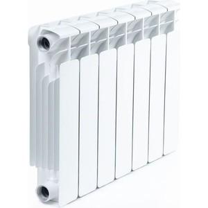 Радиатор отопления RIFAR BASE 350 7 секций биметаллический боковое подключение (RB35007)