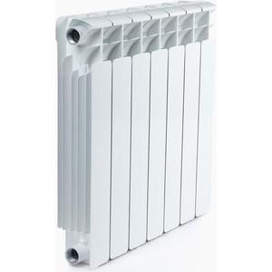 Радиатор отопления RIFAR BASE 500 7 секций биметаллический боковое подключение (RB50007)