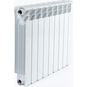 Радиатор отопления RIFAR BASE 500 9 секций биметаллический боковое подключение (RB50009)