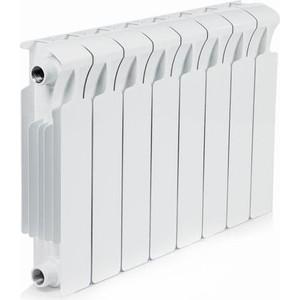 Радиатор отопления RIFAR MONOLIT 350 8 секций биметаллический боковое подключение (RM35008)