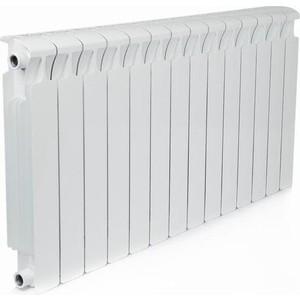 Радиатор отопления RIFAR MONOLIT 500 14 секций биметаллический боковое подключение (RM50014)