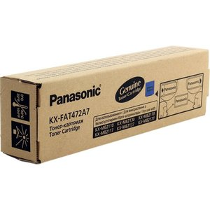 Картридж Panasonic KX-FAT472A7 адаптер type c minidisplayport buro bhp ret tpc mdp белый