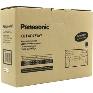 Фотобарабан Panasonic KX-FAD473A7