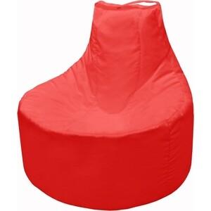 Кресло мешок Пазитифчик Бмо12 красный