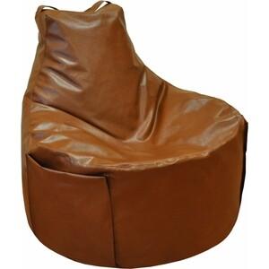 Кресло мешок Пазитифчик Бмэ12 коричневый