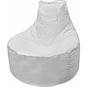 Кресло мешок Пазитифчик Бмо14 белый
