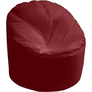 Кресло мешок Пазитифчик Бмо14 бордовый