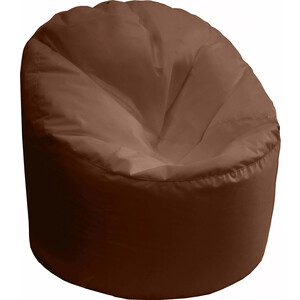 Кресло мешок Пазитифчик Бмо14 коричневый