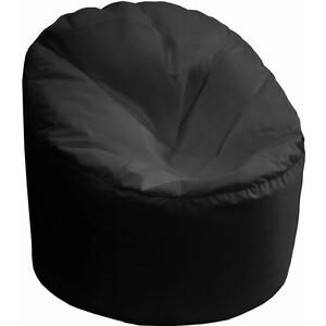 Кресло мешок Пазитифчик Бмо14 черный