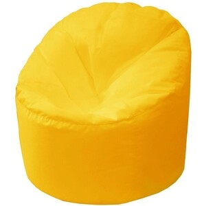 Кресло мешок Пазитифчик Бмо15 желтый