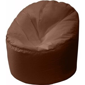 Кресло мешок Пазитифчик Бмо15 коричневый