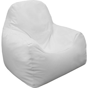 Кресло мешок Пазитифчик Бмэ16 белый