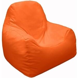 Кресло мешок Пазитифчик Бмэ16 оранжевый
