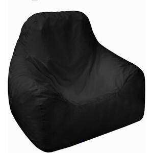 Кресло мешок Пазитифчик Бмо17 черный