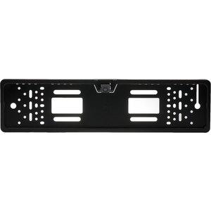 Камера заднего вида Blackview UC-77 Black LED (рамка под номерной знак со светодиодной подсветкой) цены